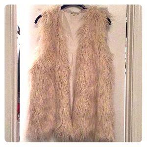 Wool look Gianni Bini vest